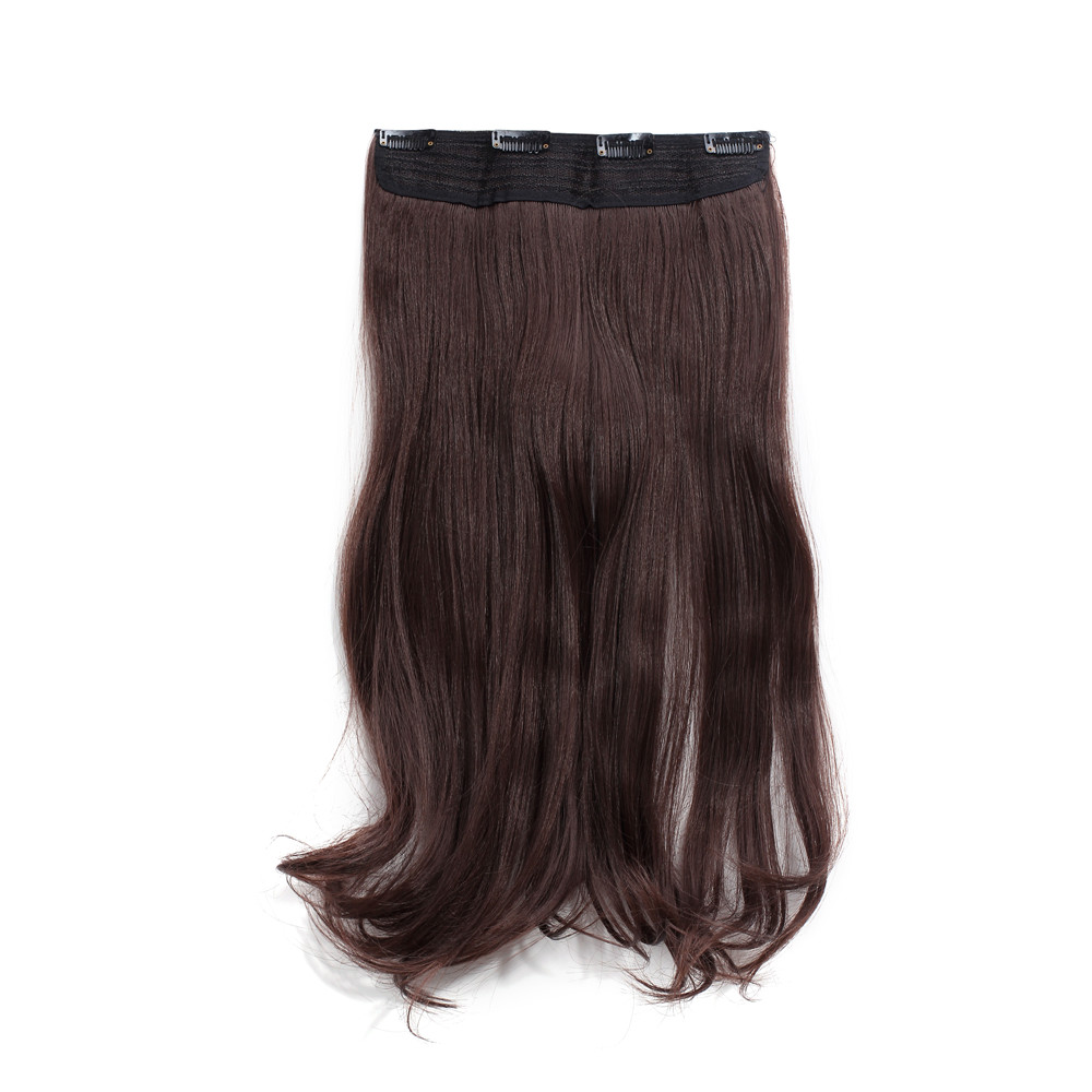 Wavy Clip In Hair Extensions 54