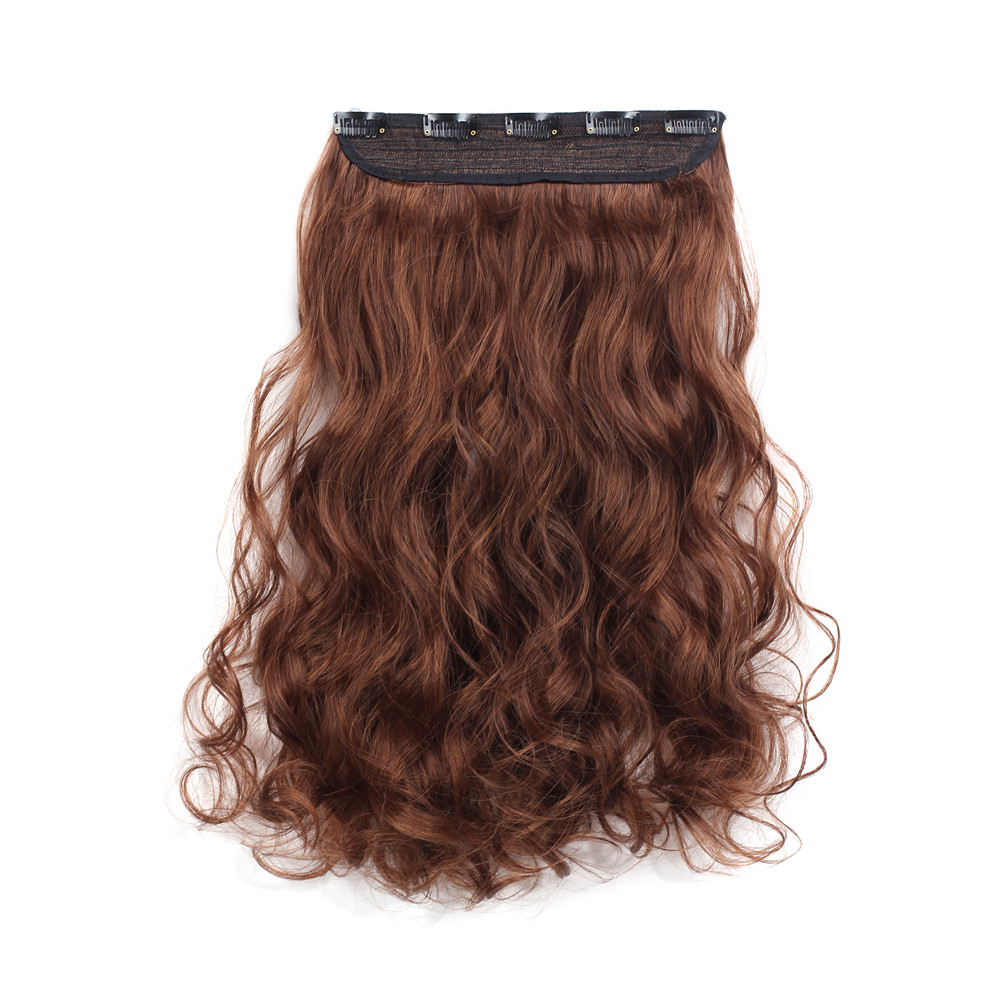 One Piece Curly Clip In Hair Extension Miss20